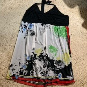Torrid 4 Halter Dress